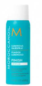 Лак для волос средней фиксации / Moroccanoil Luminous Hairspray Flexible Hold / Moroccanoil купить