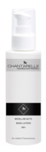 Мицеллярный лосьон 3 в 1 / Nano Lotion 3in1 Micellar-Acte / Chantarelle