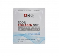 Гидроколлагеновая маска / 100% Collagen Hydrogel Mask / Tete купить