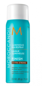 Лак сильной фиксации / Moroccanoil Luminous Hairspray Strong Finish / Moroccanoil купить
