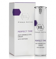 Крем для век c липопептидами / PERFECT TIME ANTI WRINKLE EYE CREAM / Holy Land купить
