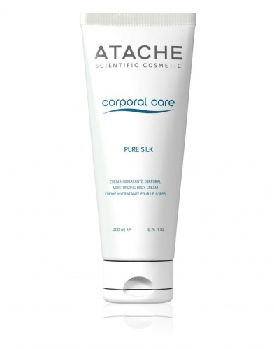Крем для тела чистый шелк / Corporal care PURE SILK / Atache купить