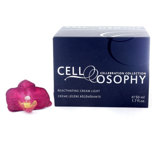 Омолоджуючий крем Cellosophy / REACTIVATING CREAM / Dr. Spiller купить