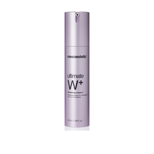Ultimate W + освітлюючий крем / Ultimate W + whitening cream / Mesoestetic купить