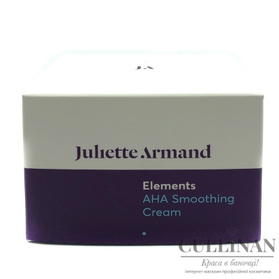Крем для омоложения лица с AHA-кислотами / AHA Smoothing Cream / JULIETTE ARMAND купить