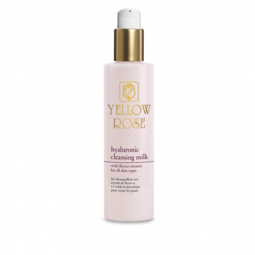Очищающее молочко с гиалуроновой кислотой / Hyaluronic Cleansing Milk / Yellow Rose купить